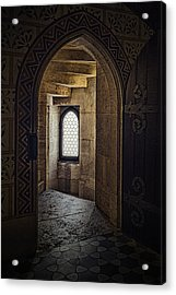 Enter For Enlightenment Acrylic Print