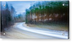 Enter The Slumberland Forest Acrylic Print