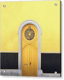 Entrance Acrylic Print