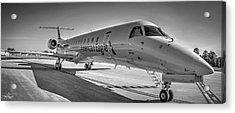 Envoy Embraer Regional Jet Acrylic Print