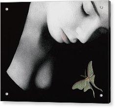 Ephemeral Acrylic Print by Pat Erickson