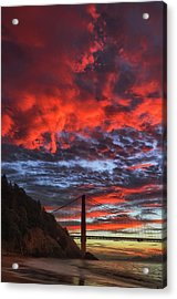 Epic Kirby Acrylic Print by Vincent James