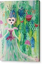Epiphany Acrylic Print by Julie Engelhardt