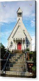 Episcopal Church Of The Messiah Acrylic Print