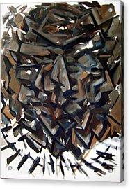 Epistrophy Process One Acrylic Print by Martel Chapman