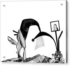 Equilibrium #10 Acrylic Print