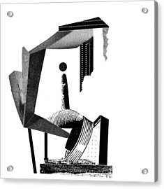 Equilibrium #11 Acrylic Print
