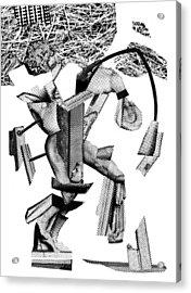 Equilibrium #2 Acrylic Print
