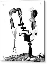 Equilibrium #9 Acrylic Print