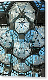 Acrylic Print featuring the photograph Equilibrium.. by Nina Stavlund