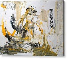 Erasure Acrylic Print