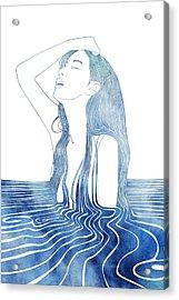 Erato Acrylic Print
