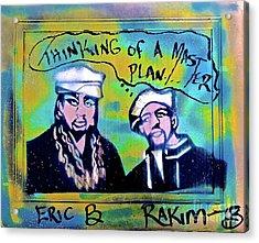 Eric B And Rakim Acrylic Print