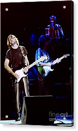 Eric Clapton 90-2222 Acrylic Print by Gary Gingrich Galleries