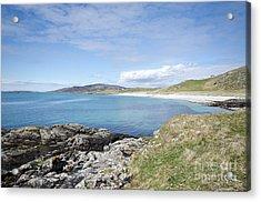Eriskay Bay Acrylic Print