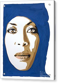 Erykah Badu. Mama's Gun. Acrylic Print