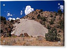 Escalante Mound Acrylic Print