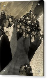 Escape Acrylic Print by Olimpia - Hinamatsuri Barbu