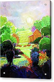 Escape To The Hideaway Acrylic Print