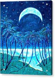 Escapism Landscape Acrylic Print