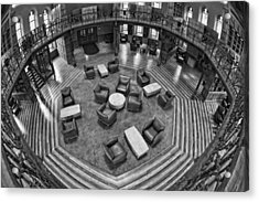 Escher's Study Acrylic Print