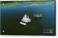Esopus Lighthouse Acrylic Print