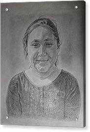 Esperanza Acrylic Print