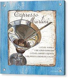 Espresso Martini Acrylic Print