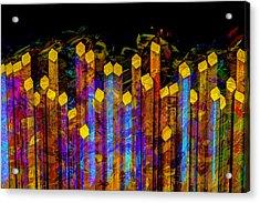 Essence De Lumiere Acrylic Print