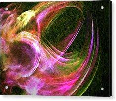 Essence Acrylic Print by Michael Durst