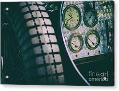 Essence Of Bugatti Acrylic Print by Tim Gainey