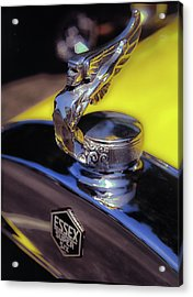 Essex Super 6 Hood Ornament Acrylic Print