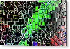 Establishing Connections Acrylic Print
