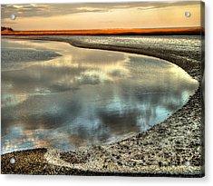 Estuary Acrylic Print
