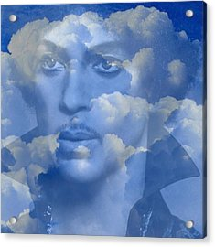 Eternal Bliss For Our Beloved Prince Acrylic Print