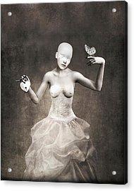 Eternal Bride Acrylic Print