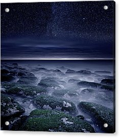 Acrylic Print featuring the photograph Eternal Horizon by Jorge Maia