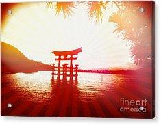 Eternal Japan Acrylic Print