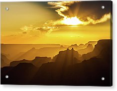Eternal Moment   Acrylic Print by James Marvin Phelps