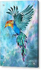 Eternal Spirit Acrylic Print by John Edwards