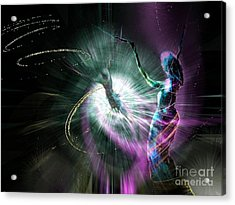 Eternel Feminin 02 Acrylic Print by Miki De Goodaboom