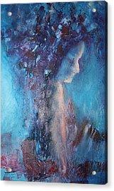 Ethereal Acrylic Print by Gonca Yengin
