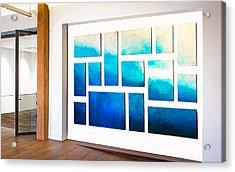 Ethereal Ocean Acrylic Print