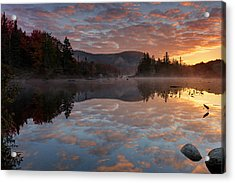 Acrylic Print featuring the photograph Ethereal Reverie by Mike Lang