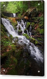 Acrylic Print featuring the photograph Ethereal Solitude by Bill Wakeley