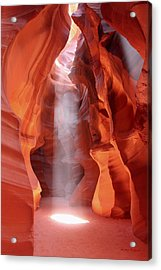 Ethereal Acrylic Print by Winston Rockwell