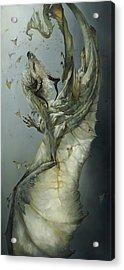 Etherium Acrylic Print