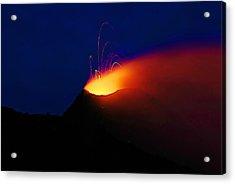 Etna Acrylic Print