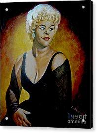 Etta James Acrylic Print