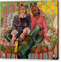 Eugene And Joanna Acrylic Print